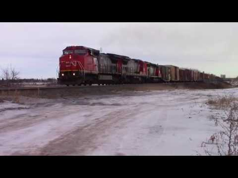 Hello! |CN 417 | Edmonton, AB | January 29, 2017