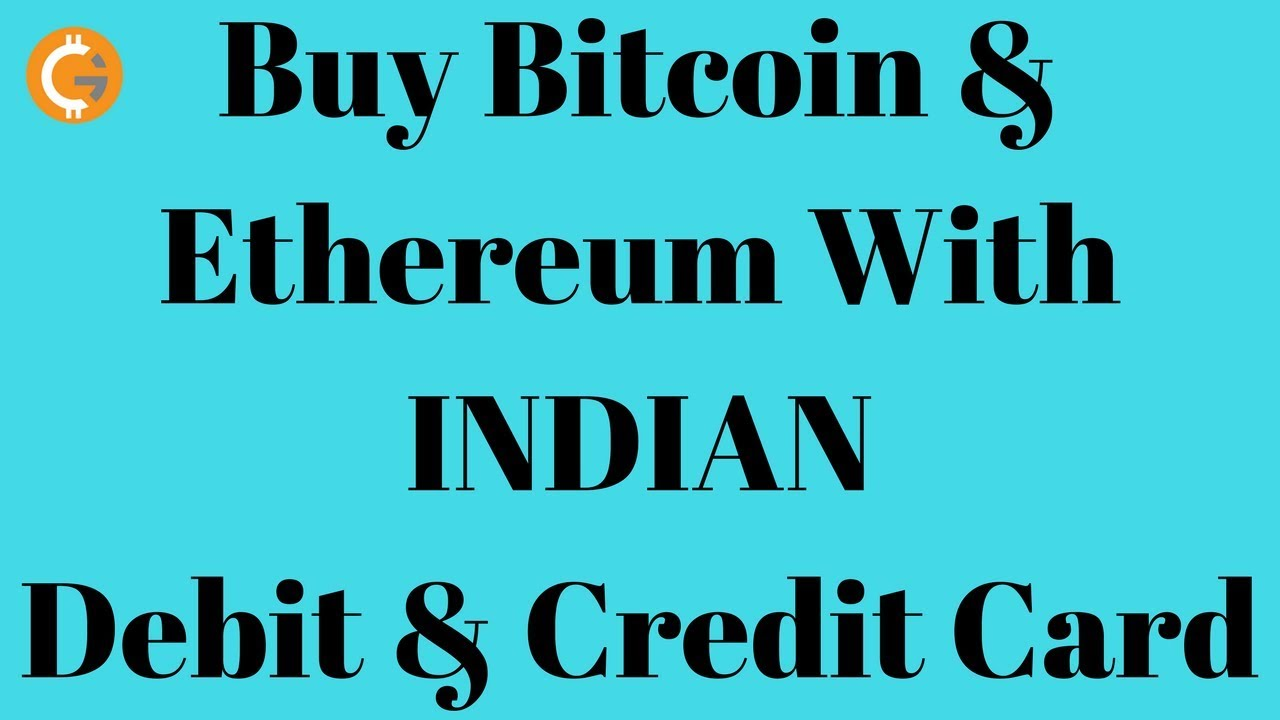 Buy Bitcoin & Ethereum With INDIAN Debit & Credit Card | HINDI
