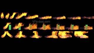 FumeFx Fire Direction Test