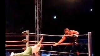 ISLAMABAD - Baadshah Pehlwan Khan vs Carlito #Full wrestling #PWE