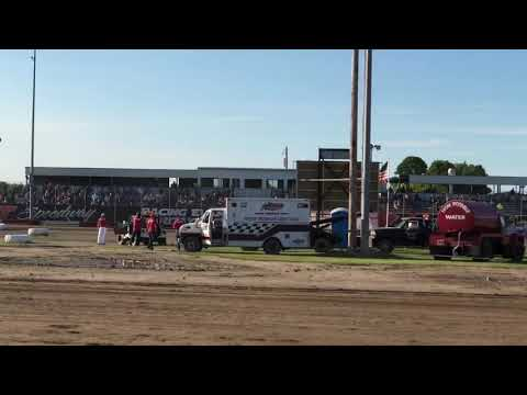 Merritt Speedway 6-22-19 Factory Stock Heat 1
