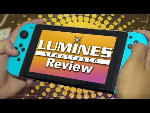 LUMINES REMASTERED REVIEW | Nintendo Switch, PS4, Xbox One, PC