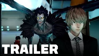Jump Force - Story Trailer (Death Note's Light & Ryuk)