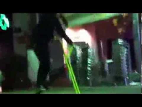 Berta Abellan - Primeros salto...