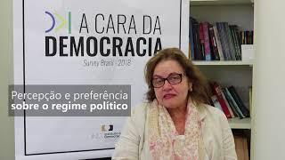 Satisfação com a democracia, por Rachel Meneguello