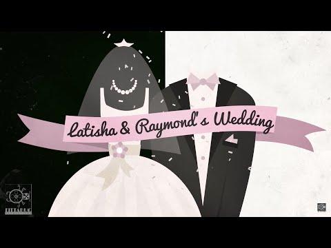 Eittabug Productions: Latisha & Raymond's Wedding Day