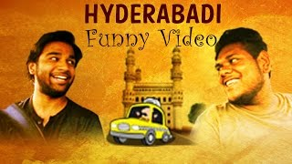 Hyderabadi Cabbie || Kantri Guyz