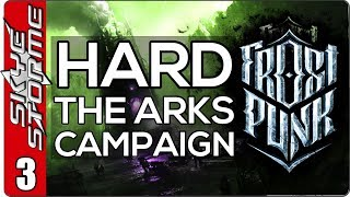 Frostpunk The Arks Hard Campaign - EP 3 BREAKING THE BACK