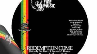 Friendly Fire Band - Badness Riddim - http://www.friendlyfiremusic.com