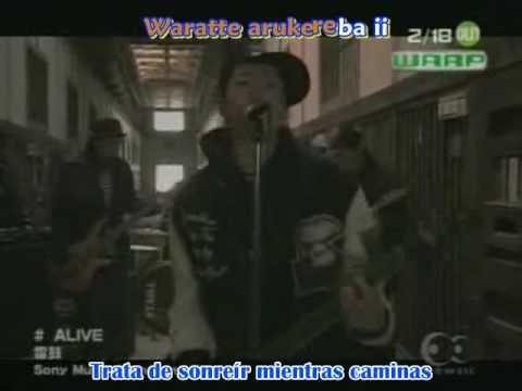 Raiko - Alive (Karaoke + Sub Esp) (HQ - HD)