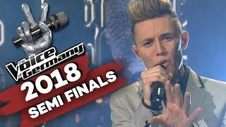 Baixar Miley Cyrus - Wrecking Ball (Matthias Nebel) | The Voice of Germany | Halbfinale