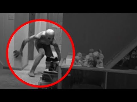 The Rake Caught on Tape in House