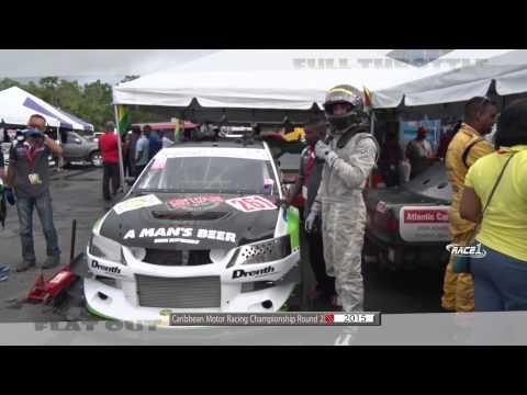 Wallerfield Trinidad 2015 CMRC round 2  (RACE 1)