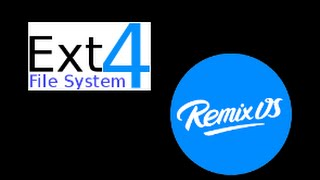 How to Install Remix OS to a Ext4 Drive