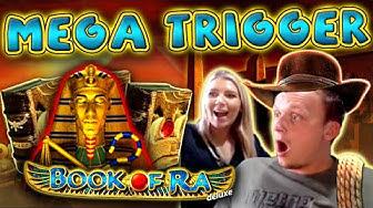 Book of Ra - AMAZING BONUS TRIGGER!