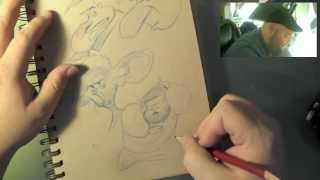 Tips for drawing when you feel rusty