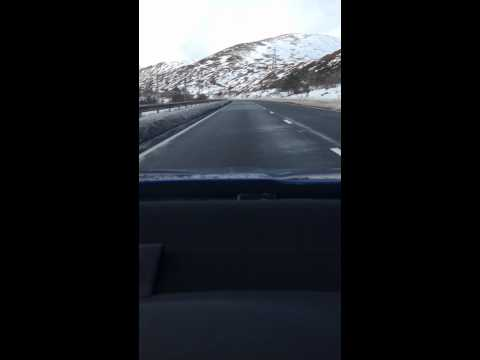 The ballad of love and hate. A9 Scotland