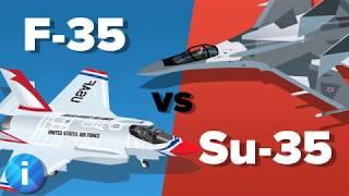 F 35A sẵn sàng đối đầu Su 35S