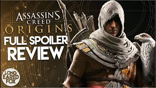 How To Bring A Game Series Back From The Dead | Assassin's Creed Origins - Review