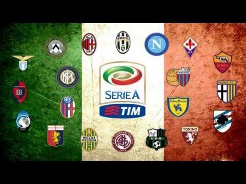Турнирная таблица чемпионата Италии по футболу 2015-2016. Итоговая таблица