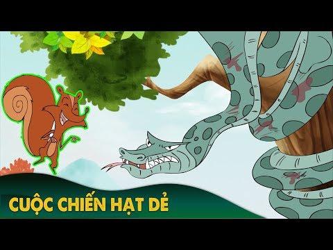 CUỘC CHIẾN HẠT DẺ ► Chuyen Co Tich   Truyện Cổ Tích Việt Nam   Phim Hoạt Hình Hay Nhất 2019