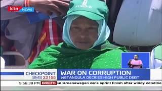 Wetangula asks Raila and Ruto to calm down