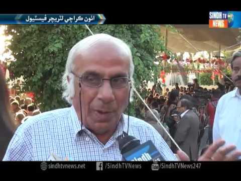 Sindh festival karachi essay