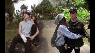 JADINE TRAVEL GOALS: Enjoy sa hiking ang JaDine couple sa Baguio -Sept.6,2017