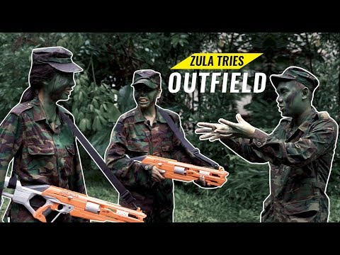ZULA Tries: Army Outfield! | Trailer EP 12