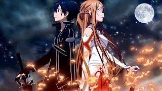 Sword Art Online AMV - Break The Spell 「Collab」