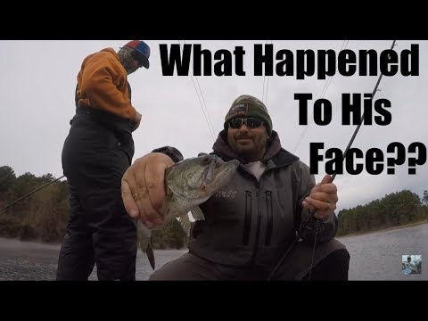 Bass Fishing In The Winter: Finding Patterns On New Water