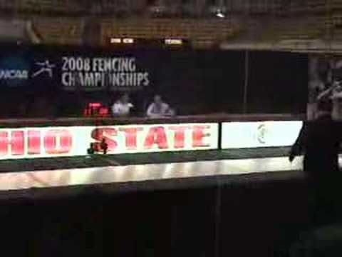 NCAA Championships - Gold Medal bout: Spear vs Momtselidze 2