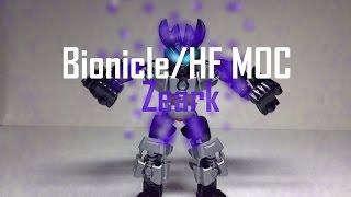 (LEGO) Bionicle/Hero Factory 2015 MOC: Zeark