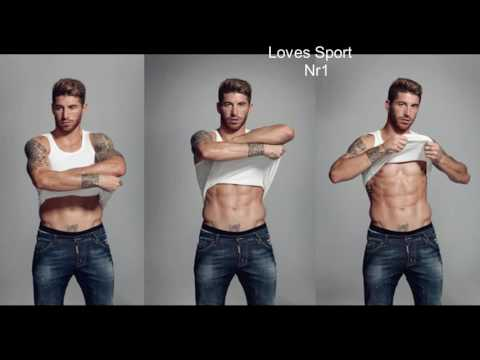 Sergio Ramos (Real Madrid) ,In Pictures OMG OMG 2016/2017