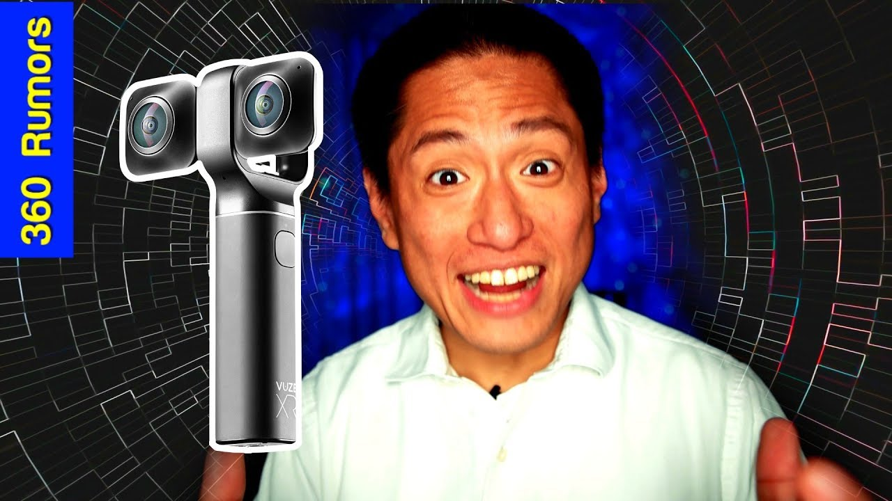 Best of both VR worlds: Vuze XR Review - 5 7K 360 camera