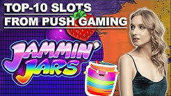 🔥TOP-10 Slots from Push Gaming 2020 | Jackpots | Big Wins | Online Casino