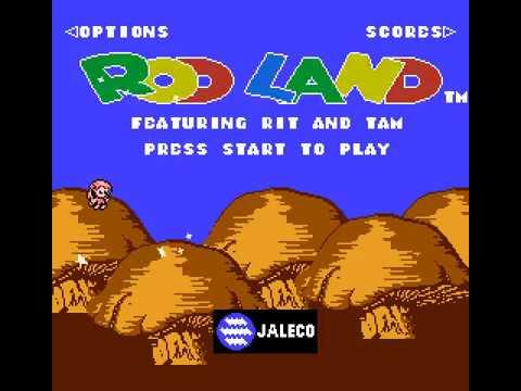 NES Longplay [696] Rodland