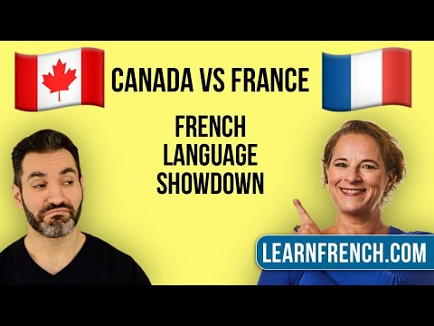 French Canadian vs French from France: What's the Difference? (ft. Mark Hachem)