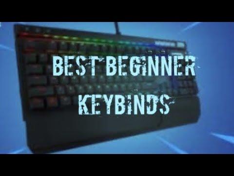 Best Keybinds For Beginners - Fortnite Chapter 2
