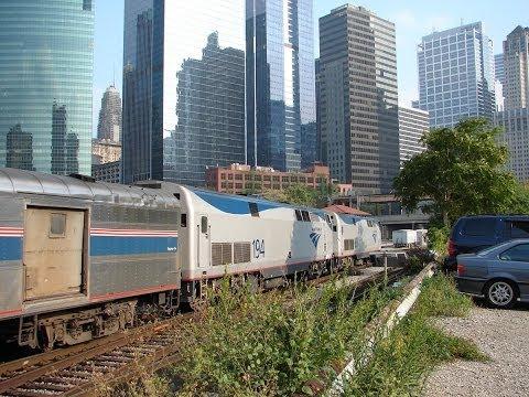 Amtrak's Empire Builder Day 3 Grand Forks to Chicago