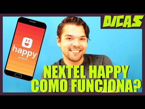 NEXTEL HAPPY - COMO FUNCIONA? RECARGA OU CARTÃO DE CRÉDITO?