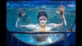 Научная сенсация! Человек может дышать под водой!