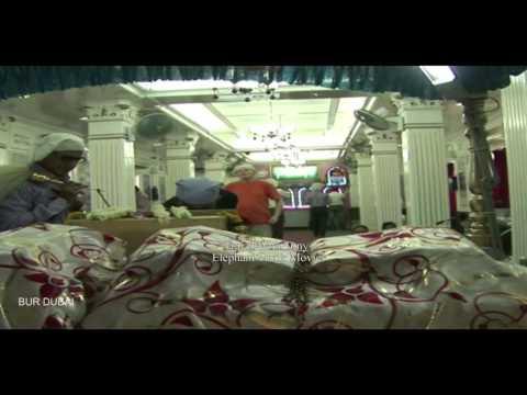 DUBAI VIDEOS -BUR DUBAI - INDIANS AND PAKISTANIS - TRAVEL TV