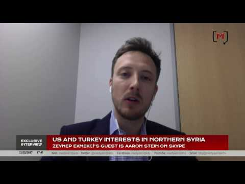 US And Turkey Interests In Northern Syria