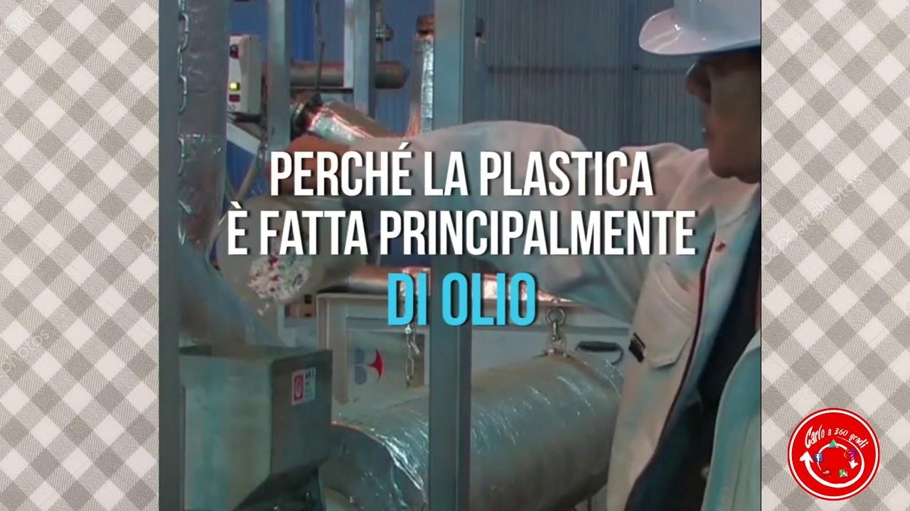 La rivoluzione del secolo, trasformare la plastica in benzina