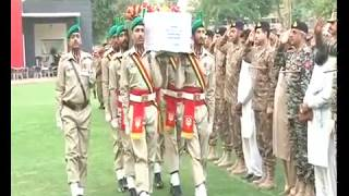 Press Release No 88/2019,Lance Naik Zafar Iqbal Embraced Shahadat - 20 Apr 2019(ISPR Official Video)