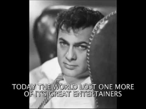 Tony Curtis (1925 - 2010) - Tribute to a Movie Star