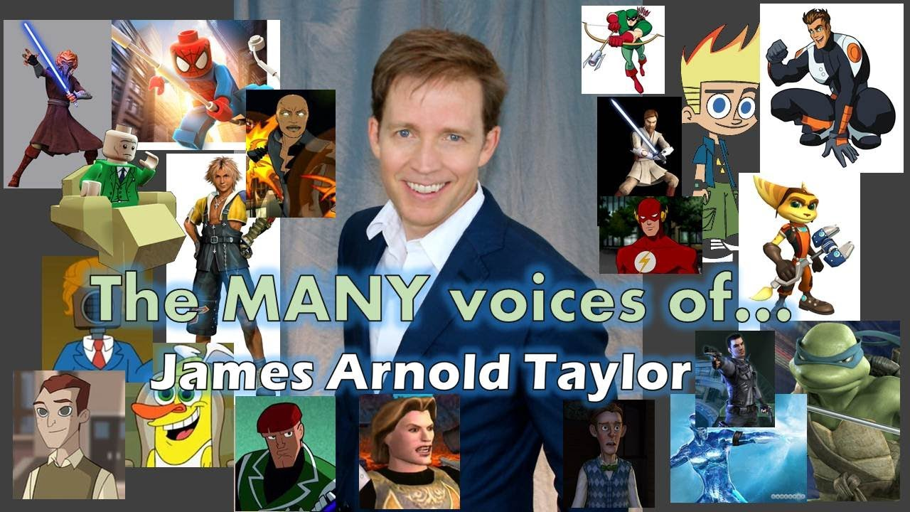 james arnold taylor star wars