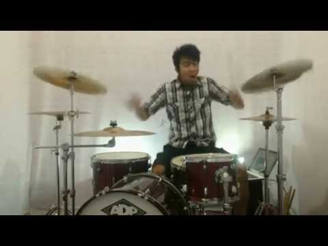 ADP - Paramore - Misery Business (Drum Cover)