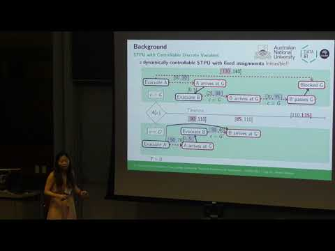 ICAPS 2017: Dynamic Controllability of Controllable Conditional Temporal Problems with Uncertainty